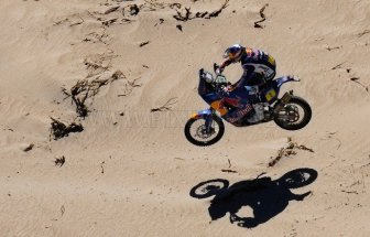 Dakar Rally 2011 - Most Stunning Moments