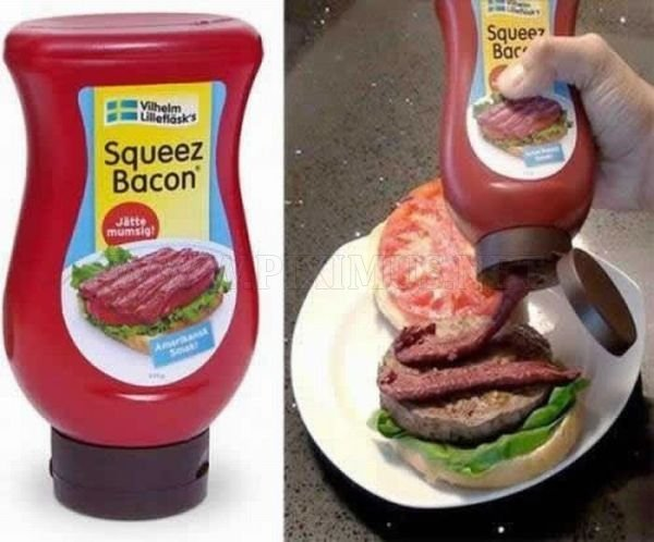 World Of Bacon