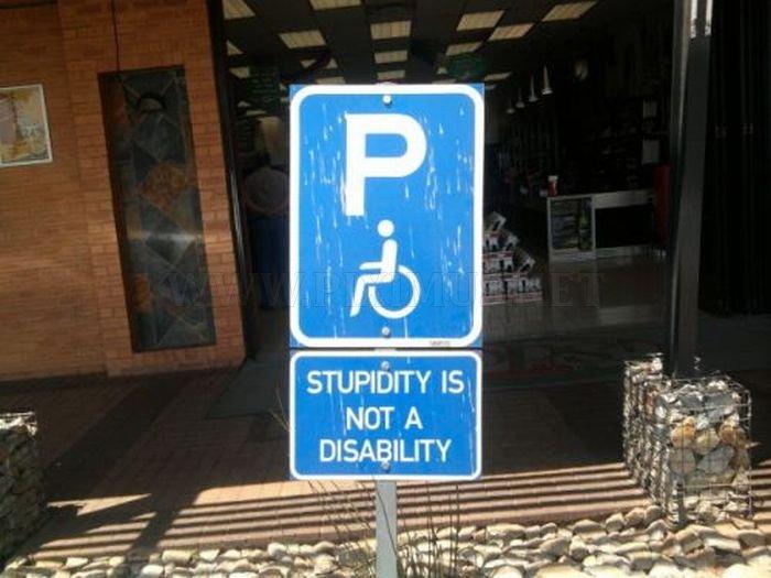 Odd Signs