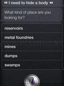 Siri in iPhone 4S
