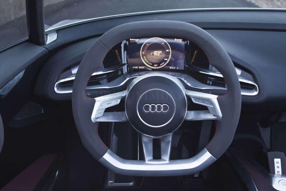 Audi Hybrid E-Tron