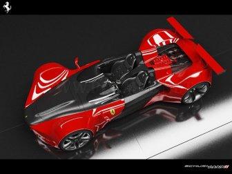 Ferrari Celeritas Concept Car