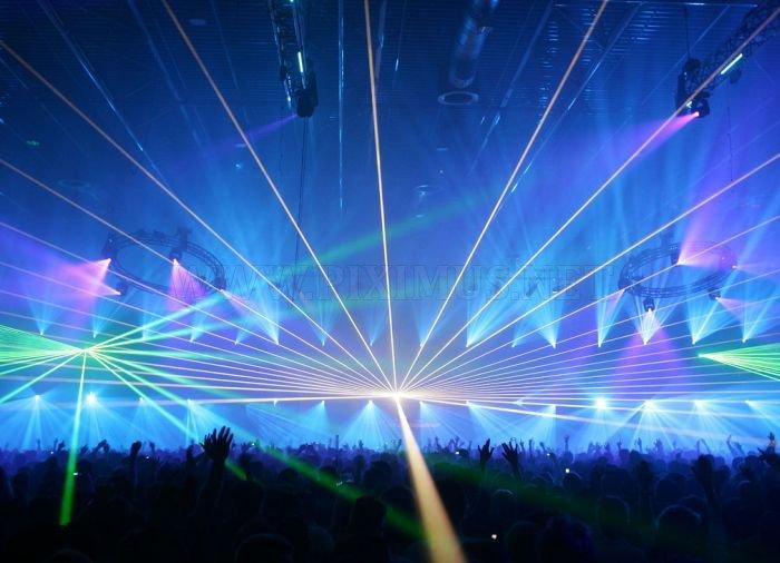 Amazing Φως Rave μέρη