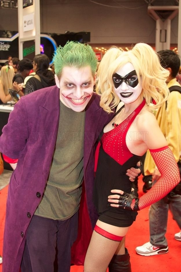 The Best Cosplay At NY Comic-Con 2011