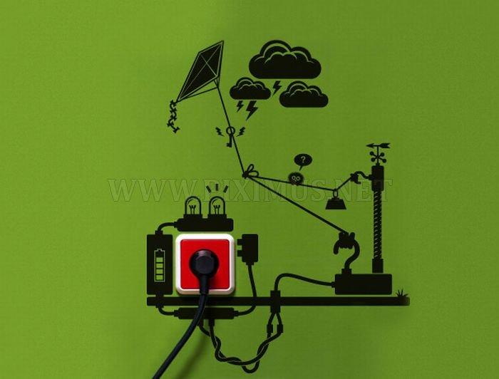 Creative Eco-Reminder Stickers