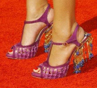 Weird Shoes of Celebrities