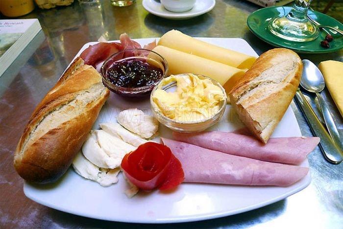 Great Breakfasts