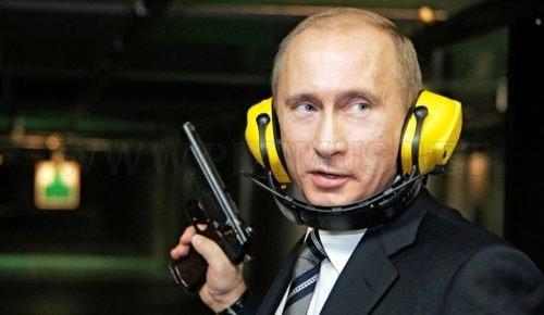 Βλαντιμίρ Πούτιν σε δράση
