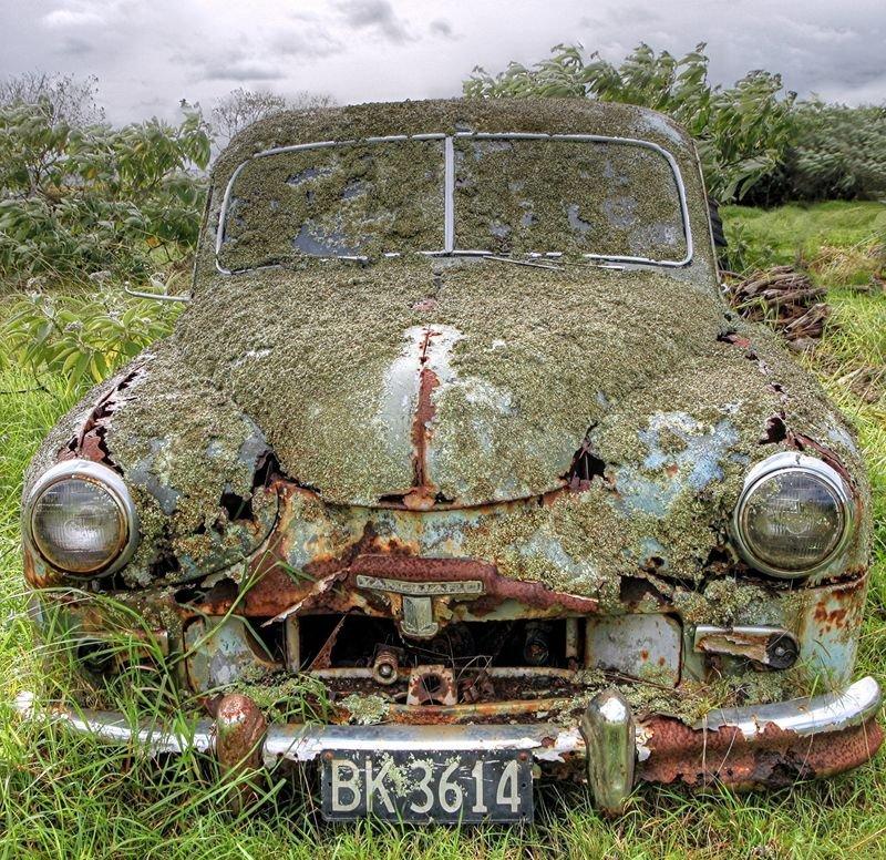 Standard VANGUARD | Abandoned Conveyances | Pinterest | Abandoned ...
