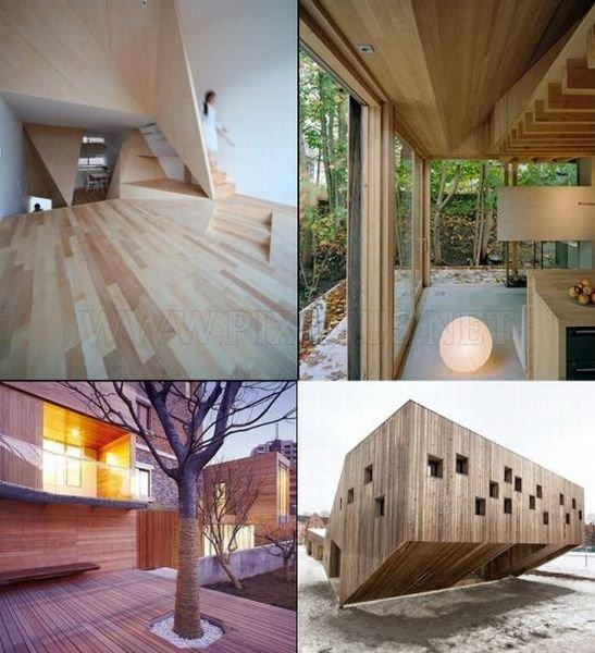 Αρχιτεκτονικά Ξύλινα Θαύματα
