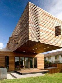 Architectural Wooden Wonders