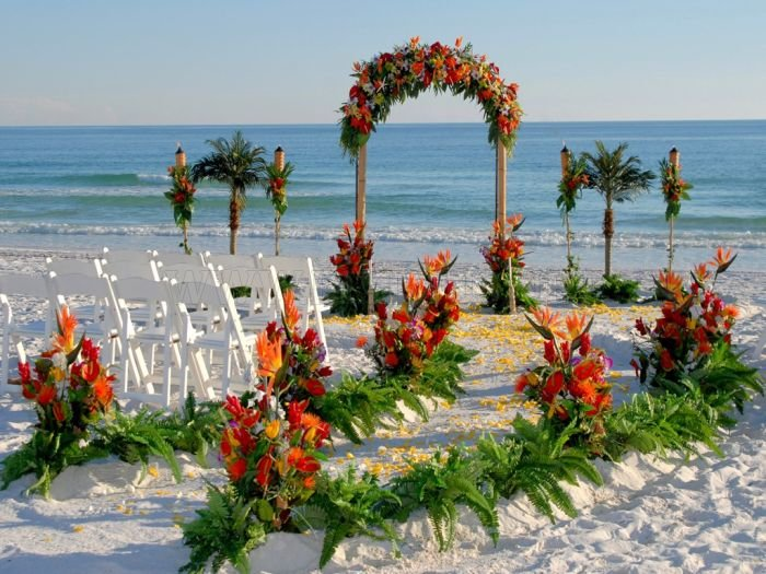 ... Beautiful Beach Wedding Decorations Others ...