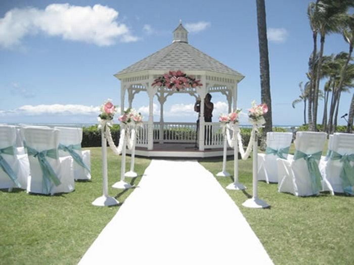 Beautiful Beach Wedding Decorations