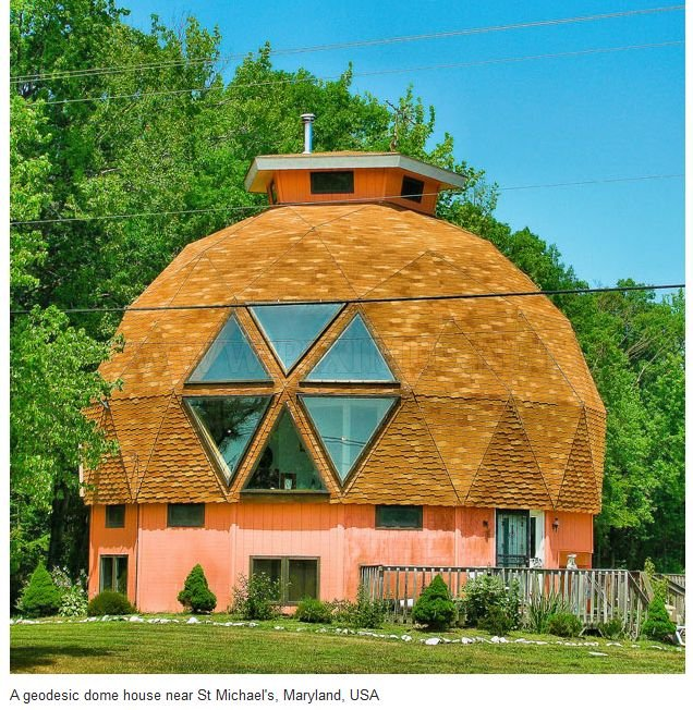 Unusual houses around the world others for Unique architecture around the world