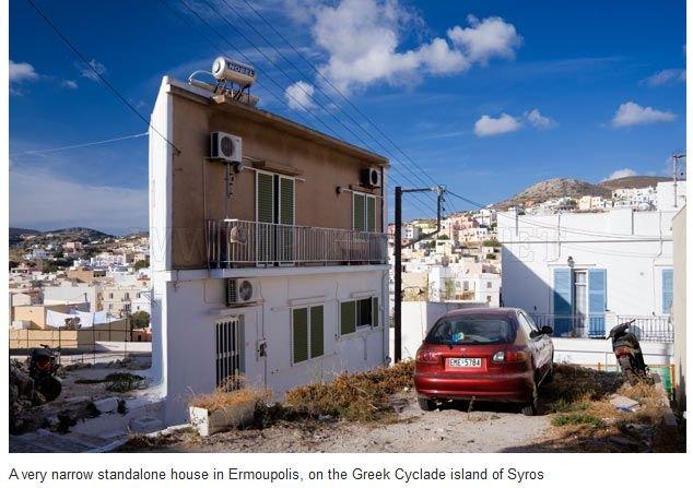 Unusual Houses Around the World