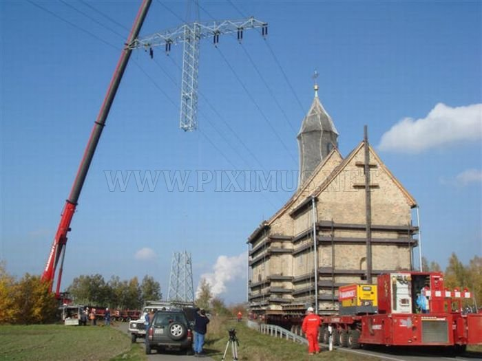 New Home for an old Church