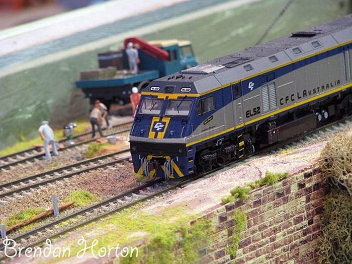 Cool Railway Models