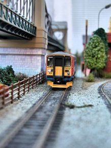 Cool Railway Models