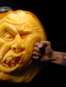 Awesome Creative Pumpkins