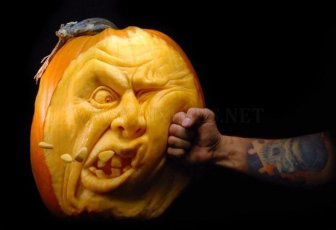 Awesome Creative Pumpkins