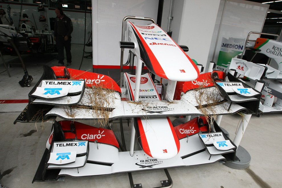 Behind the scenes of the Grand Prix Korea 2011, part 2011