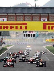 Behind the scenes of the Grand Prix Korea 2011