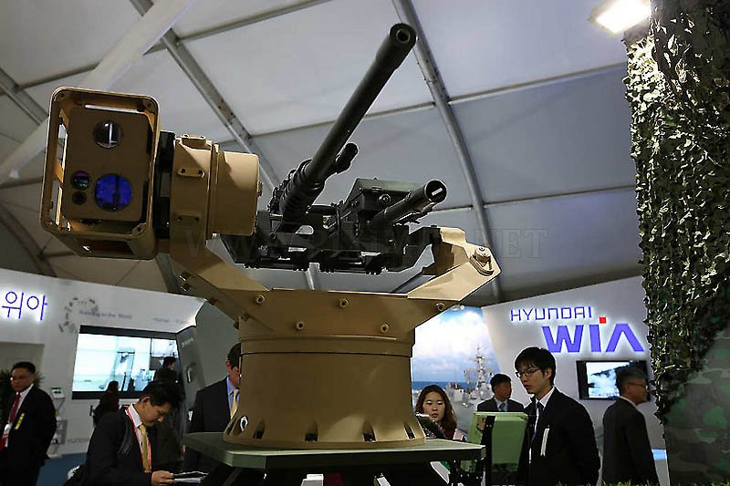 International aerospace and defense exhibition in Seoul
