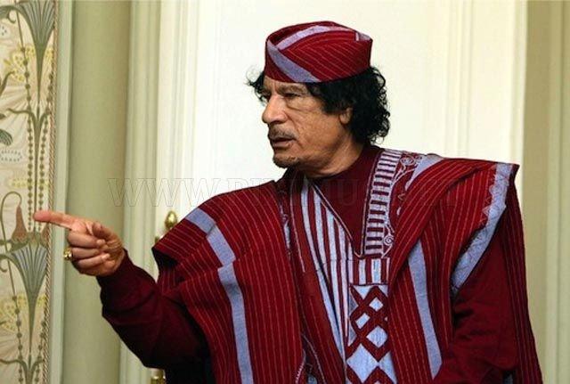 Muammar Gaddafi's Life and Death