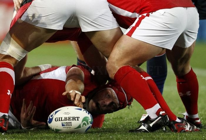 2011 Rugby World Cup