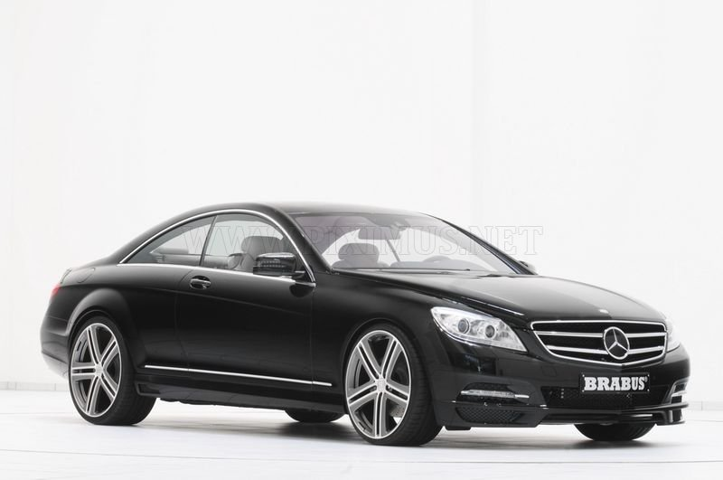 Mercedes-Benz CL500 by Brabus