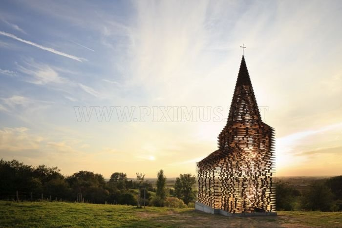 See-through Church