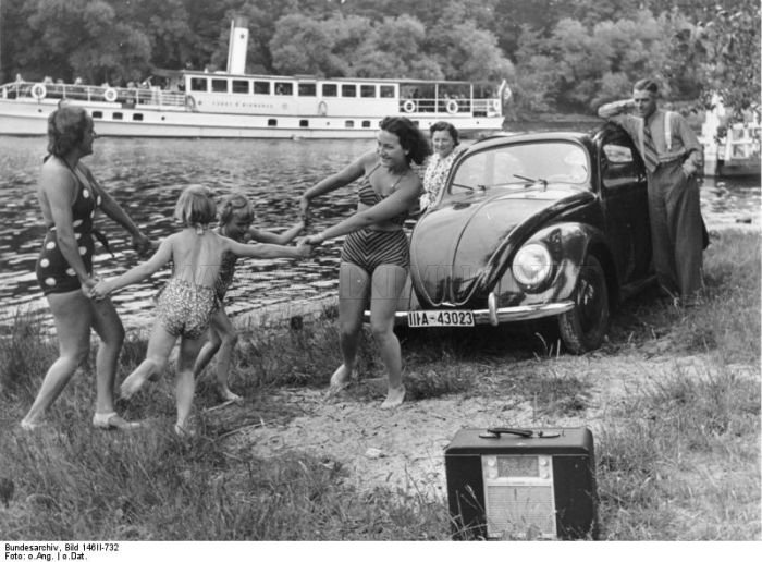 Photos of Old Germany Found in the German Federal Archive