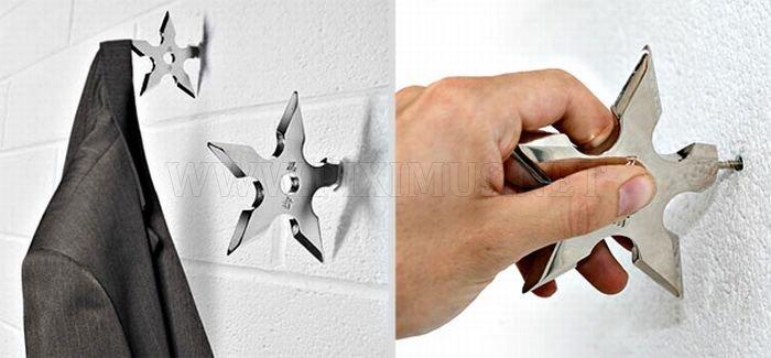 Creative Wall Hook Designs