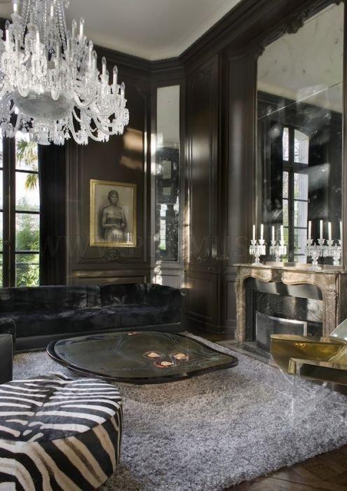 Kravitz Design - The Interior of Lenny Kravitz