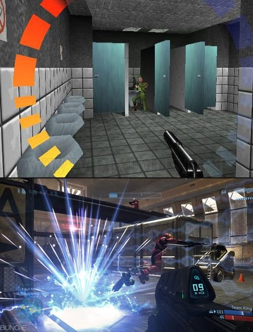 Old Gaming vs. New Gaming
