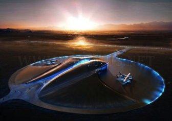 America's Galactic Spaceport
