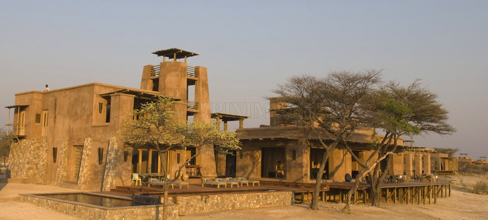 The Fort - hotel in the heart of African Reserve