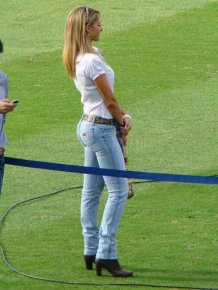 Ines Sainz - The Hottest Mexican Sports Reporter