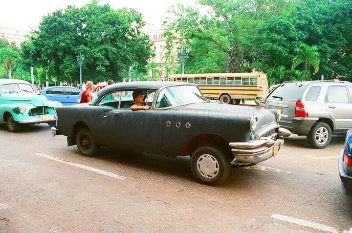 Αυτοκίνητα στην Κούβα