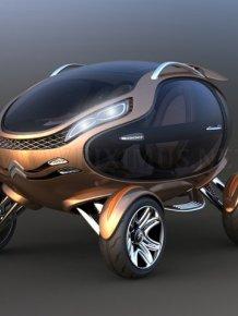 Citroen EGGO Concept Car