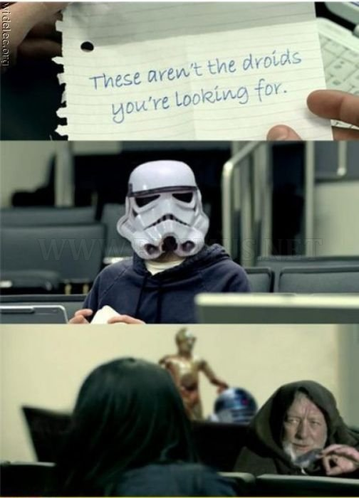 It's All About Star Wars