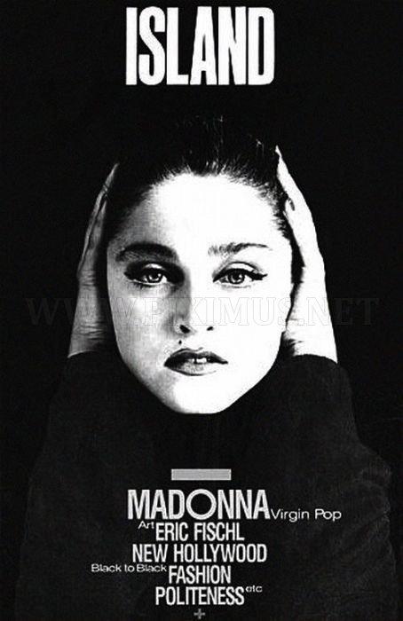 Εξέλιξη της Madonna καλύψεις περιοδικών, 1983-2011