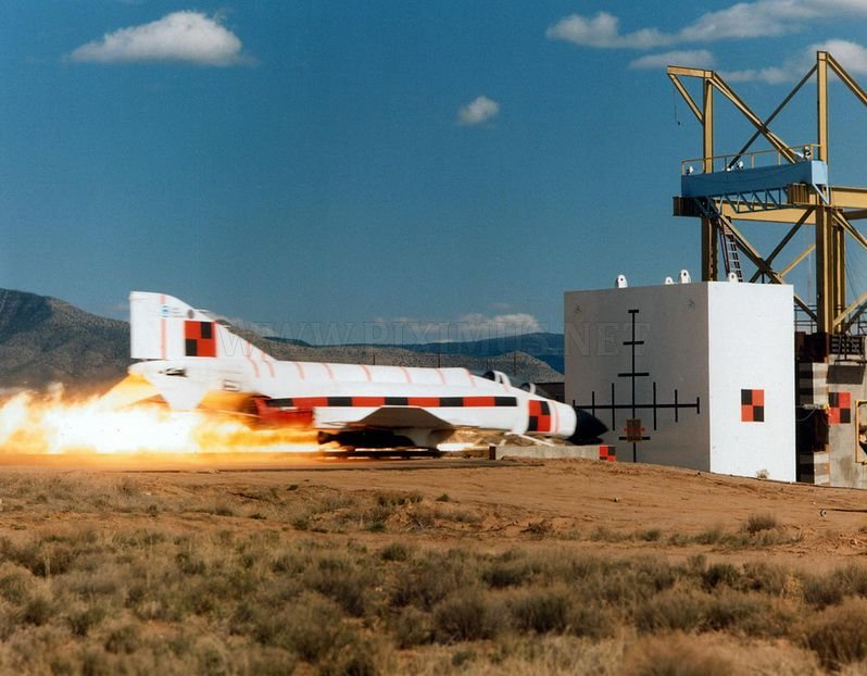 Space Shuttle Crash Test