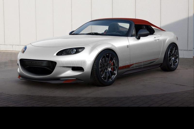 Mazda Miata Spyder