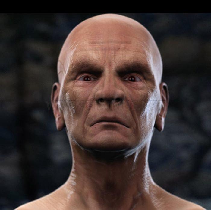 Super Realistic CG Portraits | Art