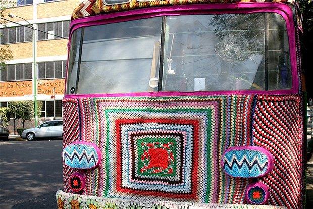 Crochet Cars