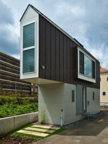 The Narrowest House in the World