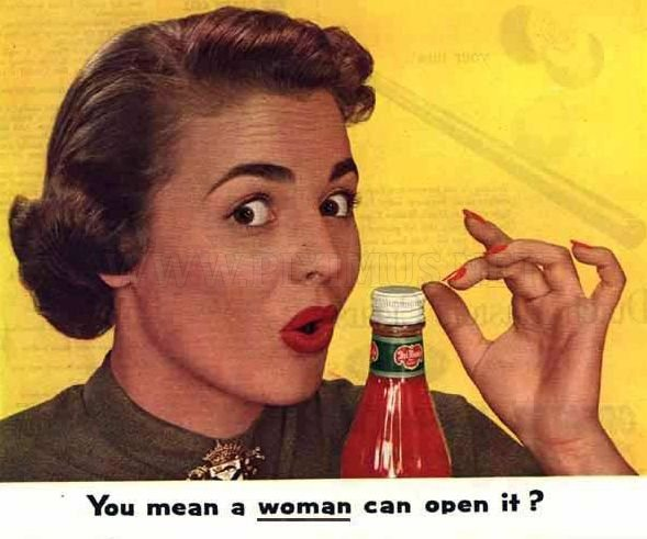 Crazy and shocking retro ads