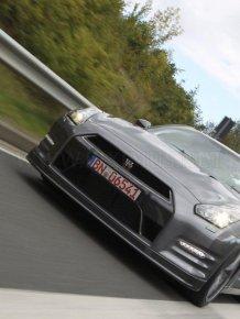 Nissan GT-R - Godzilla