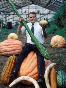 Monster vegetables
